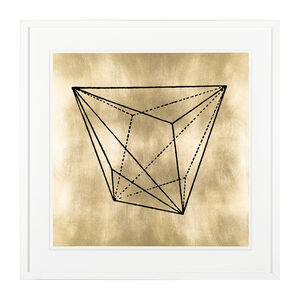 Abstract - Goldleaf Krystalles 2