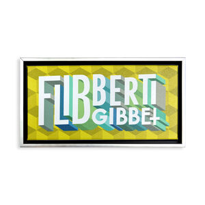 "Dan Balgley - Dan Balgley ""Flibberti Gibbet"" Art Print Edition"