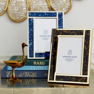 picture frames bermuda tortoise campaign frame 4 x 6 - Modern Frames