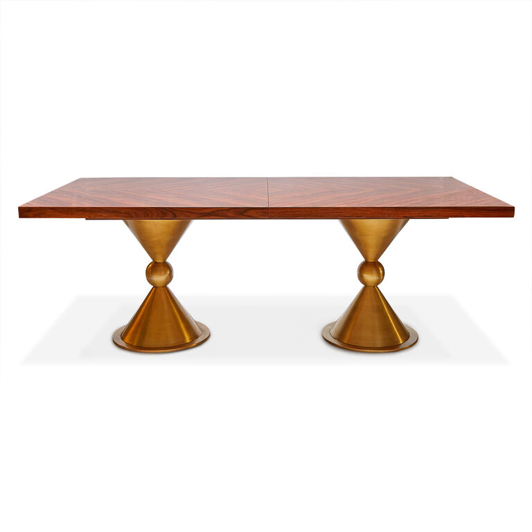 Dining Tables   Caracas Dining Table  Rosewood. Caracas Rosewood Dining Table   Modern Furniture   Jonathan Adler