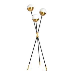 Floor Lamps - Caracas Tripod Floor Lamp