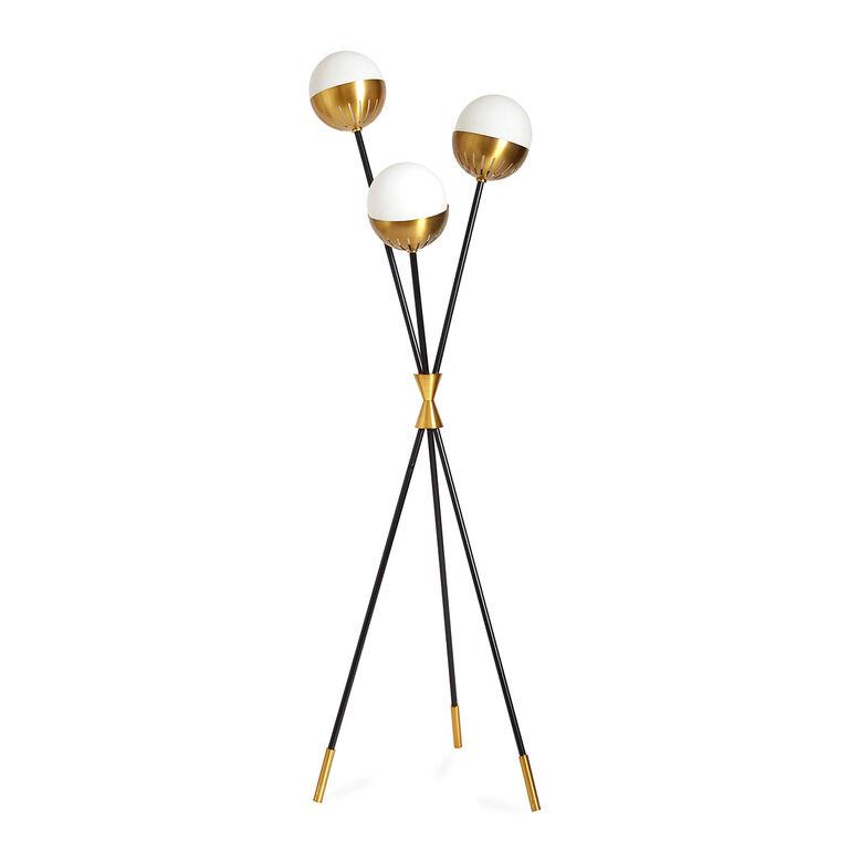 Floor Lamps - Caracas Tripod Floor Lamp