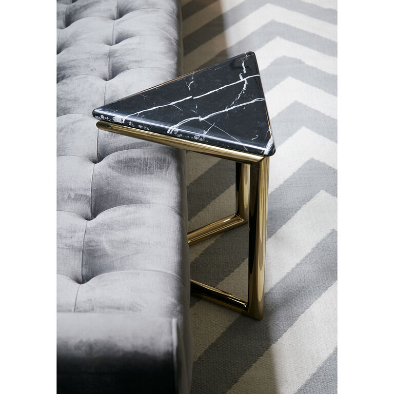 Side & Accent Tables - Ultra Triangle Accent Table