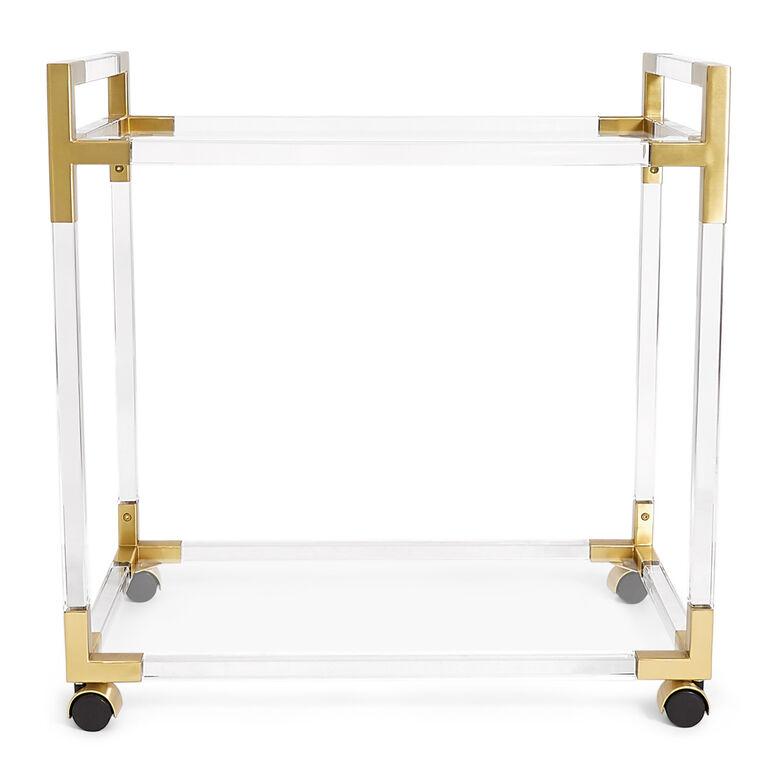 Bars & Bar Carts - Jacques Bar Cart