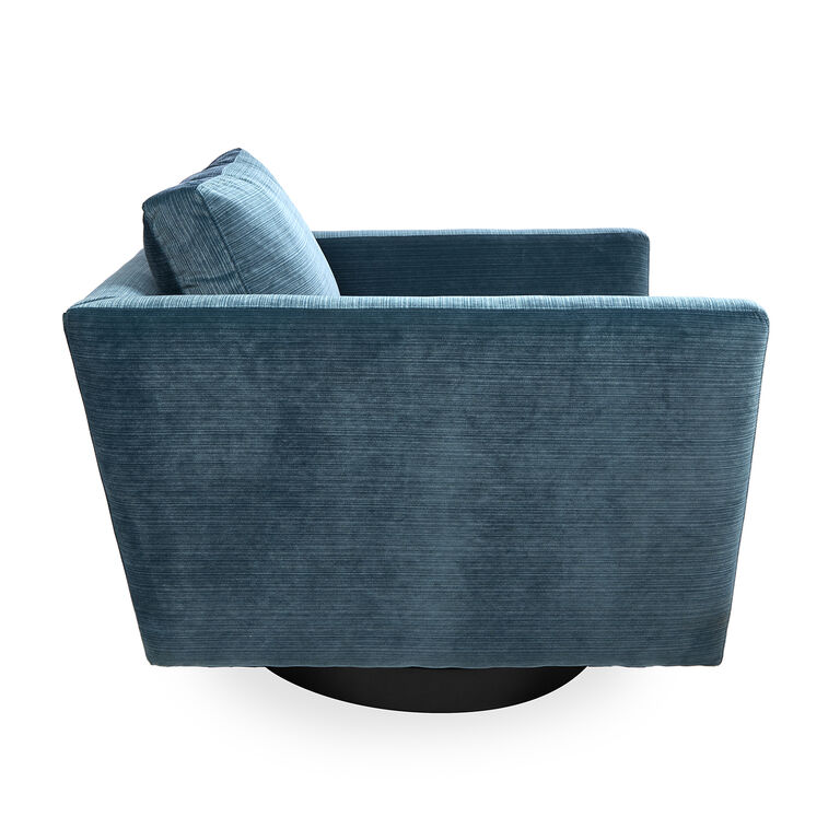 Jonathan Adler | Sebastian Swivel Chair 2