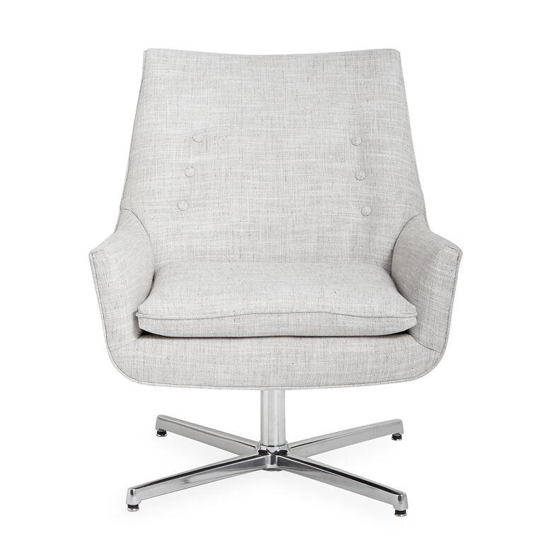 Jonathan Adler | Mrs. Godfrey Swivel Chair 4