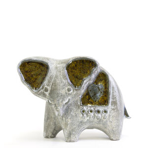 Decorative Objects - Glass Menagerie Elephant
