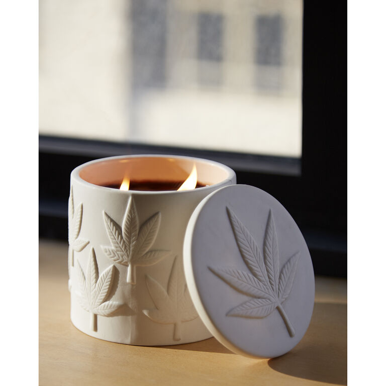 Candles - Hashish Ceramic Candle