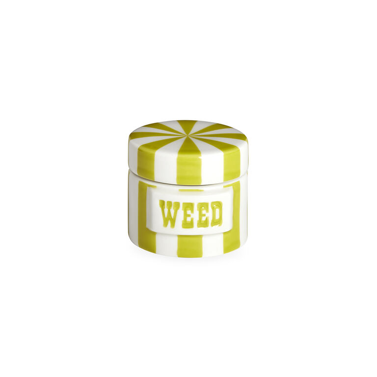 Boxes & Canisters - Weed Canister