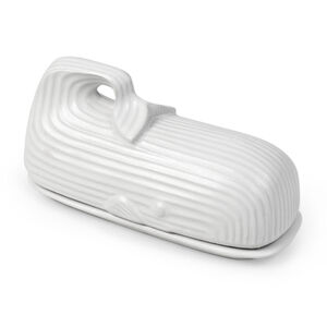 Butter Dishes - Menagerie Whale Butter Dish