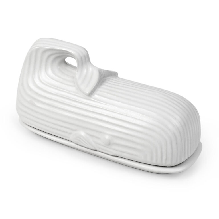 Holding Category for Inventory - Menagerie Whale Butter Dish