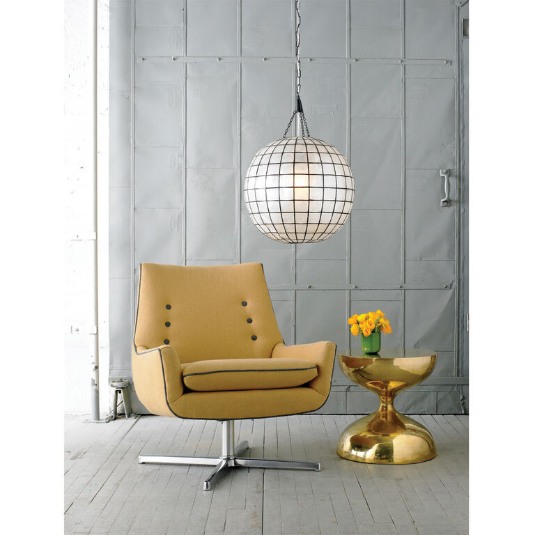 Jonathan Adler | Mrs. Godfrey Swivel Chair 6
