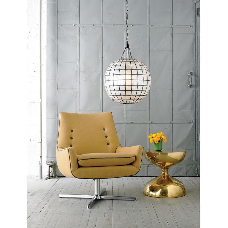 Jonathan Adler | Mrs. Godfrey Swivel Chair 1