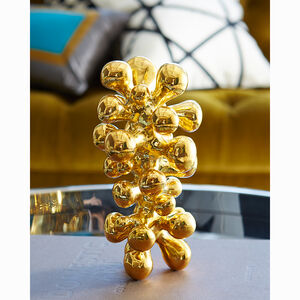 Brass Objets - Long Brass Orb