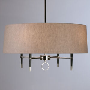 Chandeliers - Ventana Single-Tier Chandelier