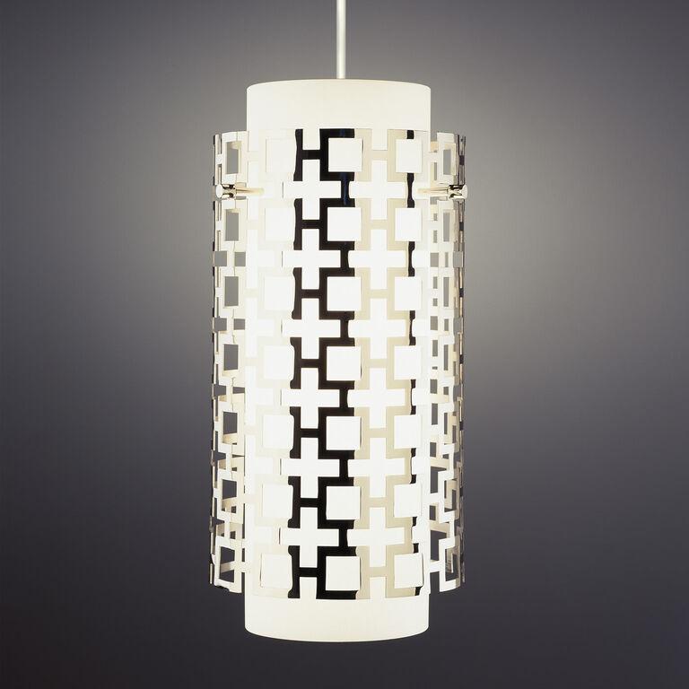 Parker nickel pendant light modern pendant lights jonathan adler pendants parker pendant light aloadofball Images