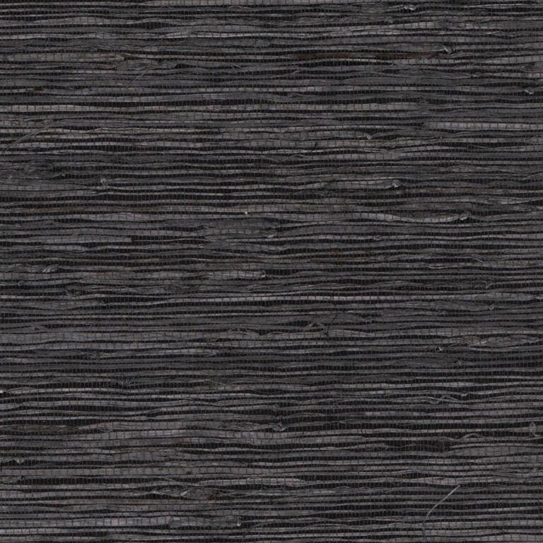 Grasscloth Gray Wallpaper | Modern Decor | Jonathan Adler