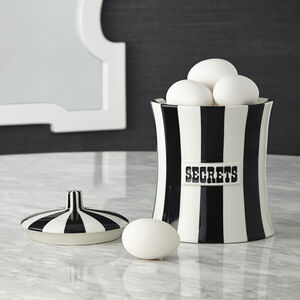 Dining - Secrets Canister