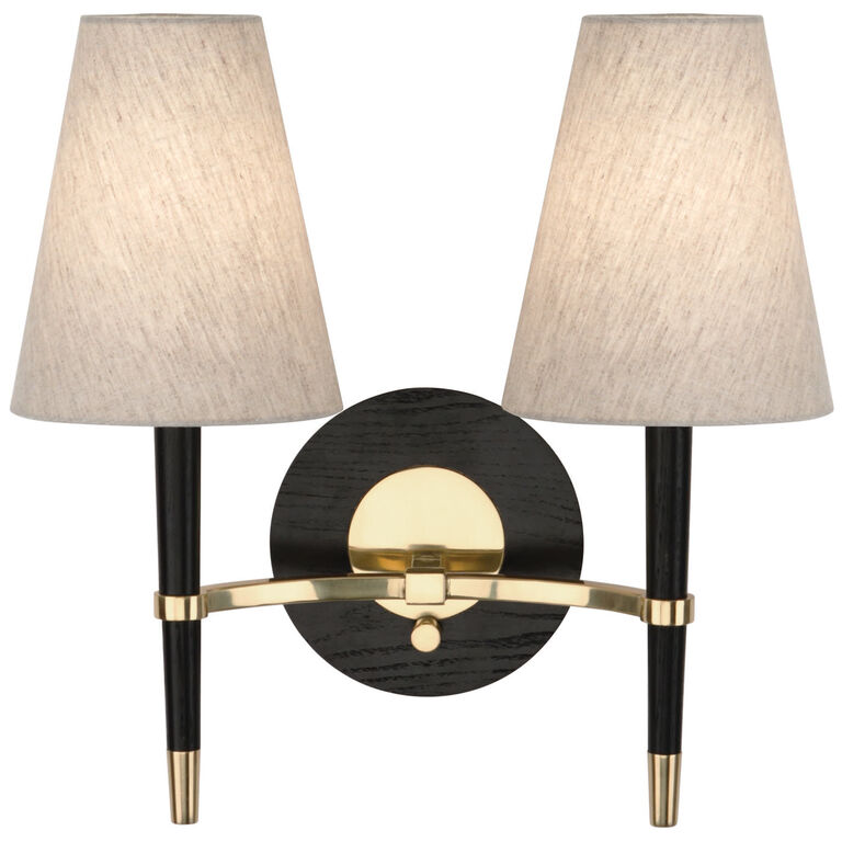 Wall Lamps & Sconces - Ventana Double Sconce