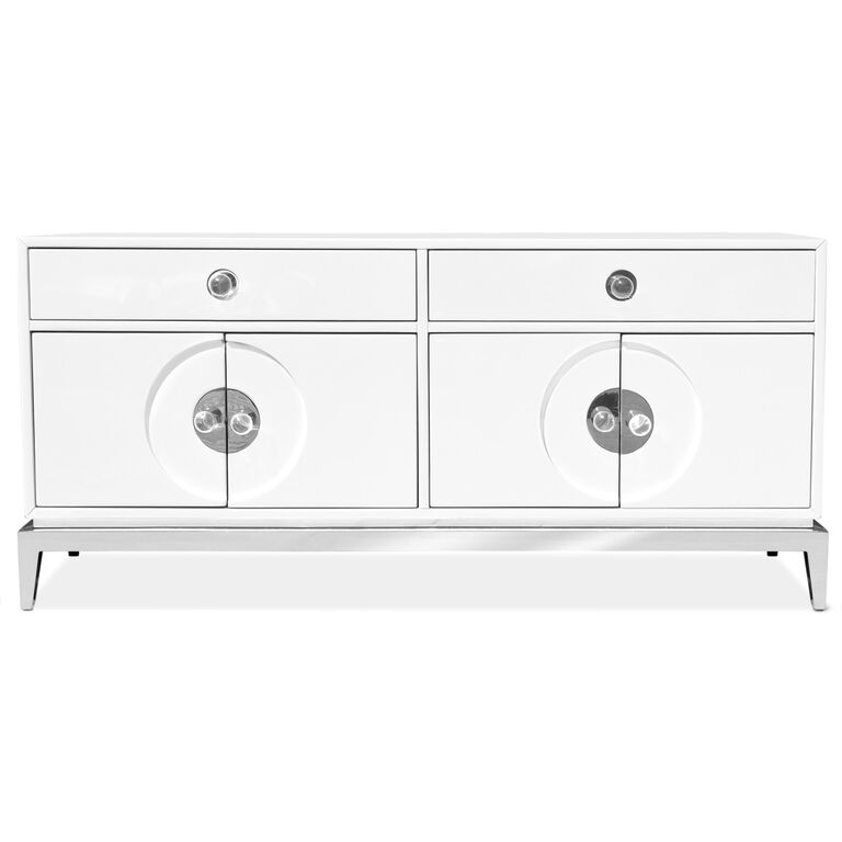 Consoles & Credenzas - Channing Media Console