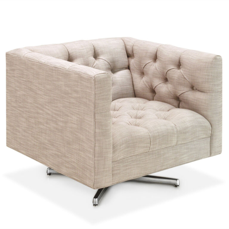 Baxter Swivel Chair, , hi-res
