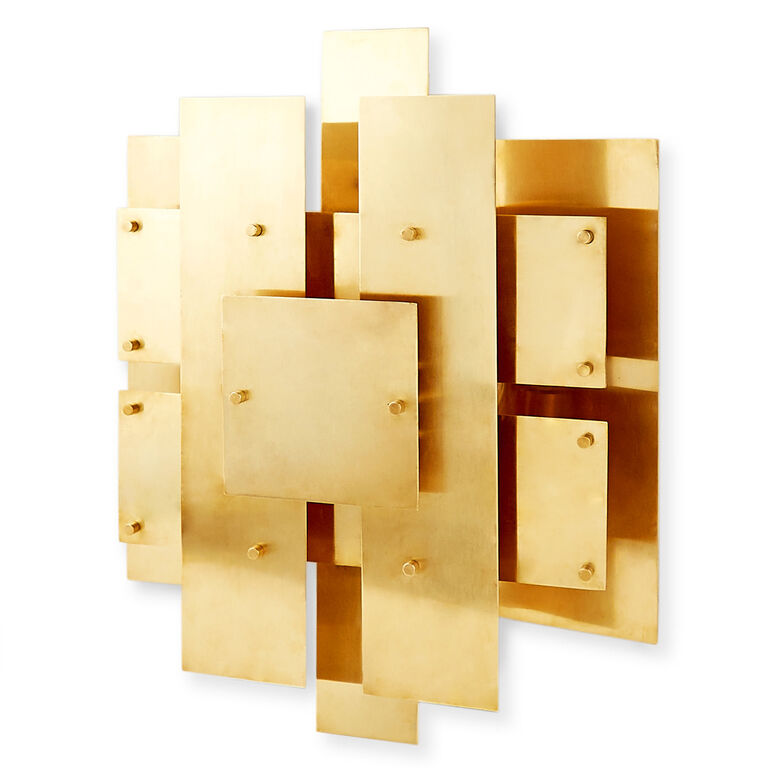 Holding Category for Inventory - Puzzle Sconce