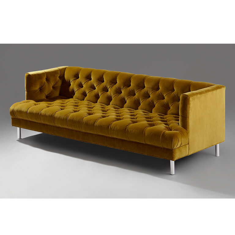Jonathan Adler | Baxter Deep T-Arm Sofa 1