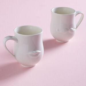 Serveware & Mugs - Mr. & Mrs. Muse Reversible Mug