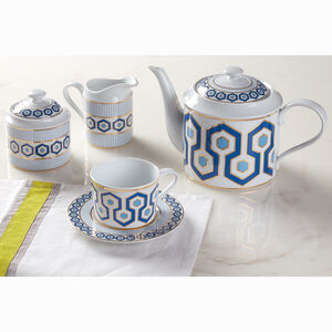 Teapots & Tea Sets - Newport Sugar Bowl