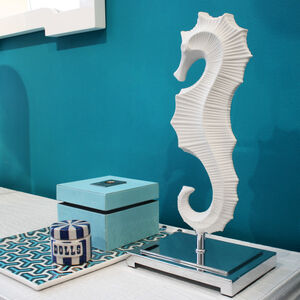 Decorative Objects - Menagerie Seahorse Sculpture