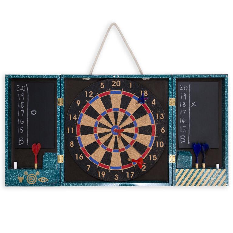 Games - Toulouse Dartboard Set