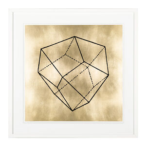 Abstract - Goldleaf Krystalles 3