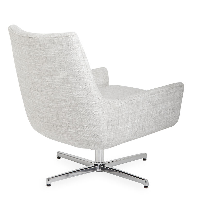 Jonathan Adler | Mrs. Godfrey Swivel Chair 3