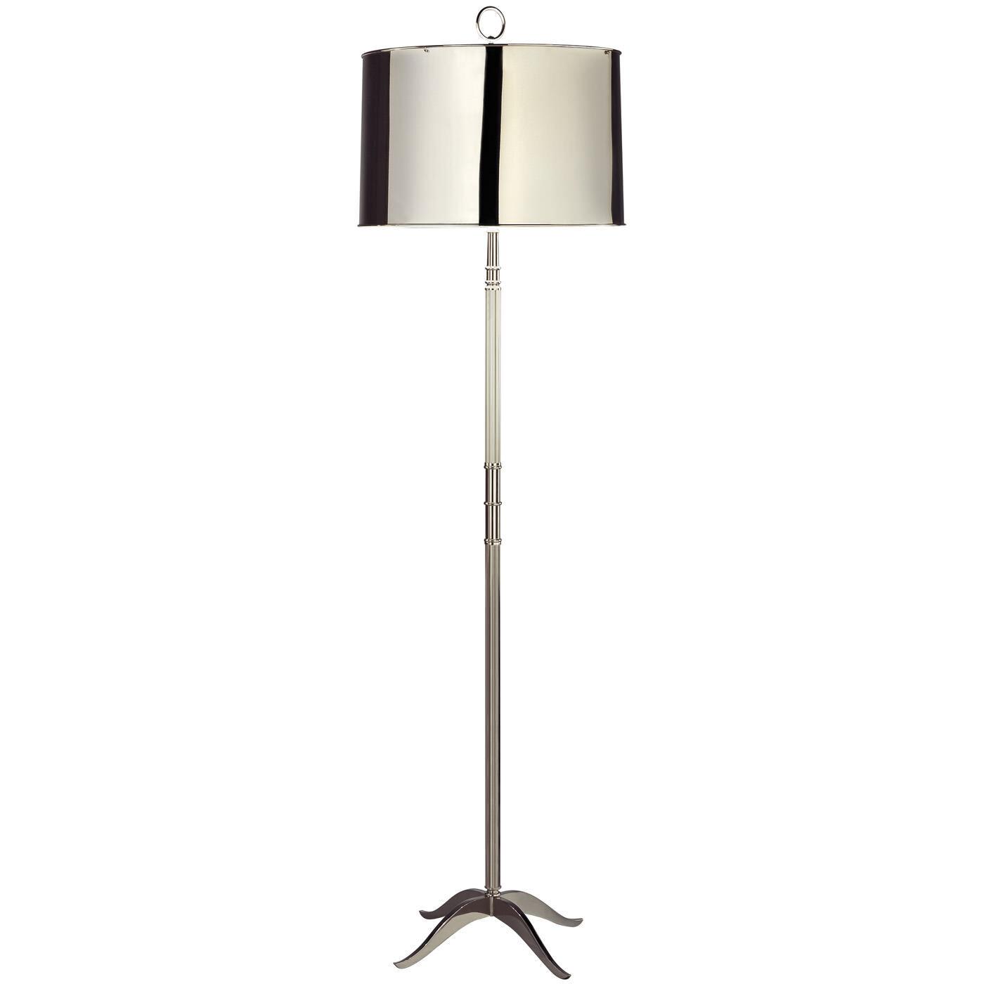 floor lamps porter floor lamp - Robert Abbey Lighting