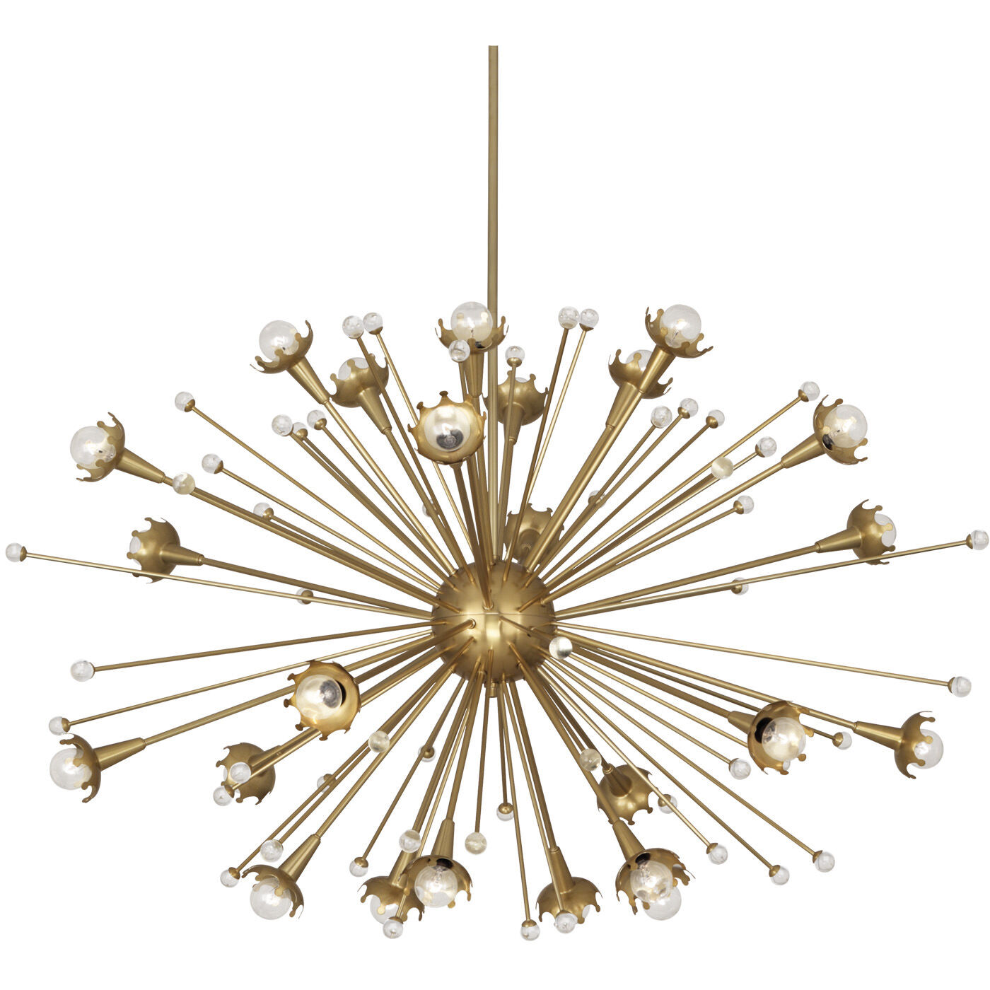 chandeliers giant sputnik chandelier - Starburst Chandelier
