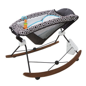 JA Baby - JA Crafted by Fisher-Price Deluxe Rock 'n Play Sleeper