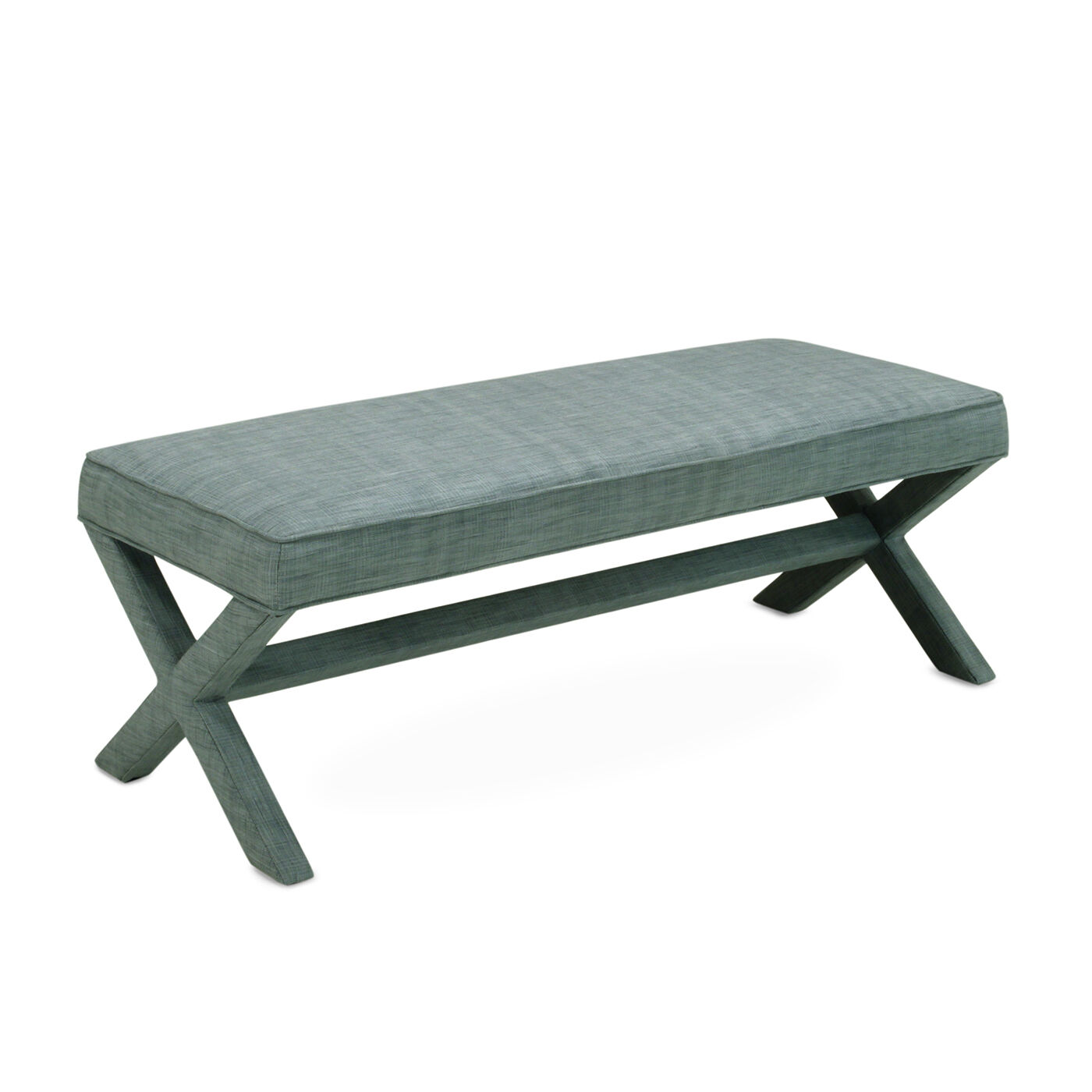 Jonathan Adler | Double X Bench