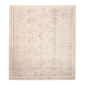 Hand-Knotted - Lisbon Hand-Knotted Rug