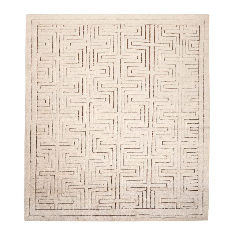 Holding Category for Inventory - Lisbon Hand-Knotted Rug