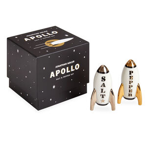 Salt & Pepper Shakers - Apollo Salt & Pepper Shakers