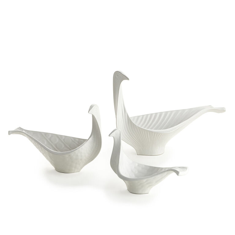 Bowls - Menagerie Large Bird Bowl