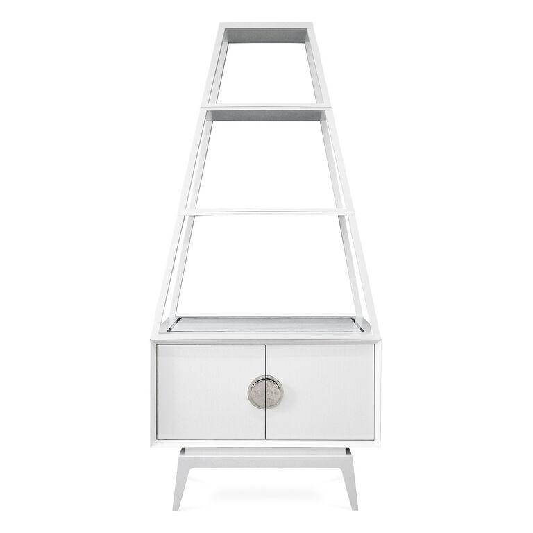 Étagères  & Cabinets - Claude Étagère and Two-Door Storage Set