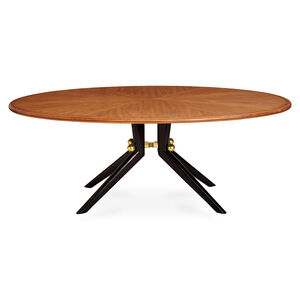 Modern Rectangle and Round Dining Room Tables | Jonathan Adler