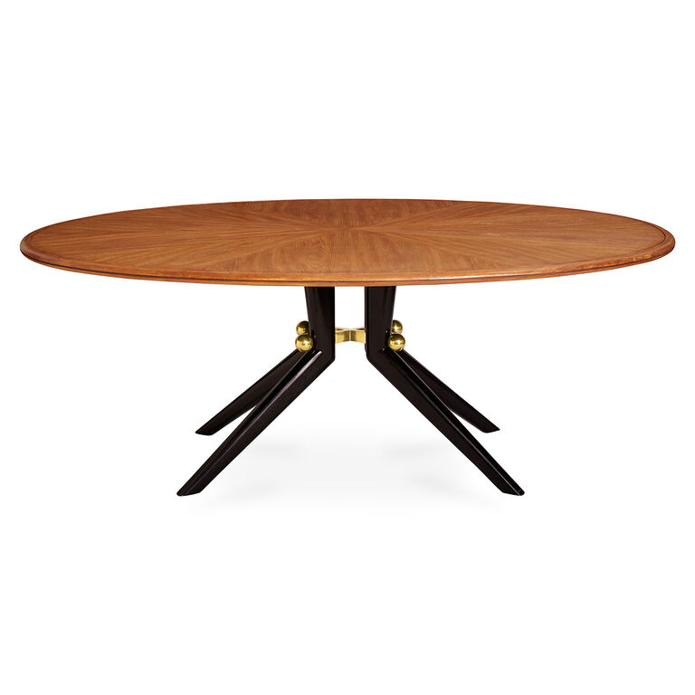 The Adler Extendable Table From Iq Furniture: Trocadero Wood Dining Table