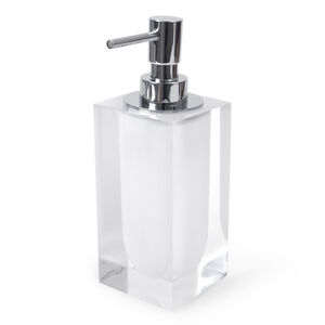 Bath Accessories - White Hollywood Soap Dispenser