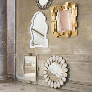 Mirrors - Petal Mirror