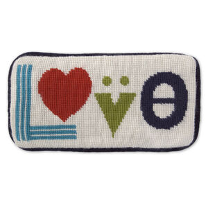 All Handbags & Accessories - Mod Love White Sunglass Case