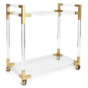 Bars & Bar Carts - Jacques Bar Cart