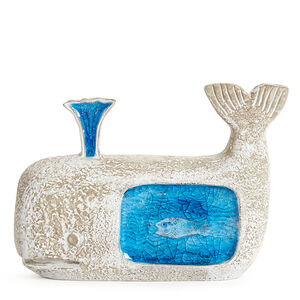 Decorative Objects - Glass Menagerie Whale