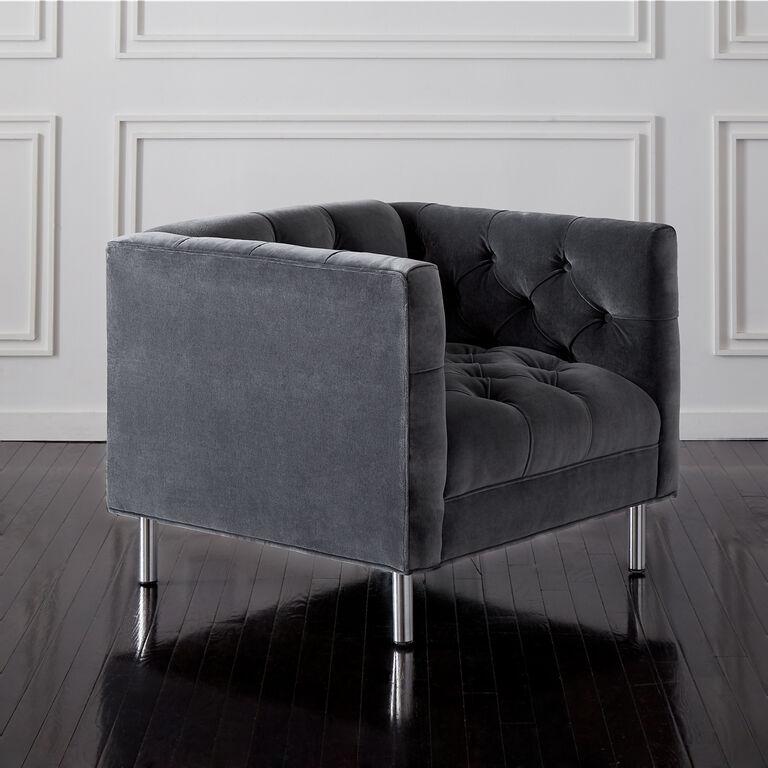 Jonathan Adler | Baxter Chair 8